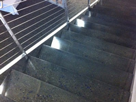 Polished Stairs
