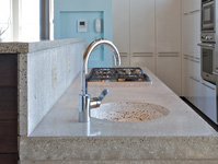 Kitchen Countertop and Sink